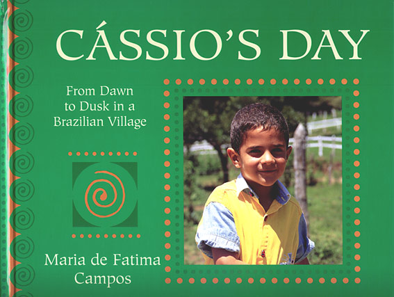 Front cover of Cassio's Day by Maria de Fatima Campos